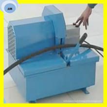 Découpeuse hydraulique de tuyau de découpeuse de tube en caoutchouc