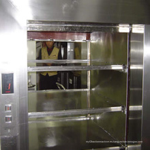 Montacargas / Elevador de alimentos / Elevador de alimentos