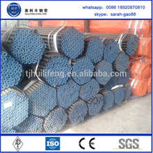 China made ASTMA106 seamless steel pipe st44