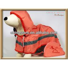 EN471 /ANSI reflective dog raincoat