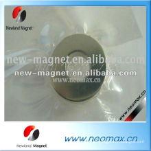 Ringmagnet mit Vakuumverpackung