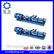 Best brand chemical industry high quality stainless steel micro screw pump