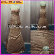 2014 new hot sale Ghana fashion formal and mature evening dress