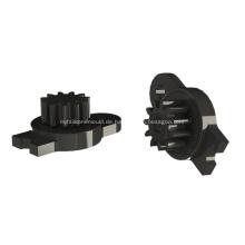 Haushaltsgeräte Kunststoff-Dämpfer kleiner Dämpfer