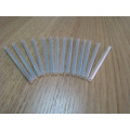 Optical Fiber Heat Shrinkable Plastic Sleeve/Fiber Splice Protection Sleeves/Fiber optic cable splice protection with steel need