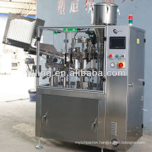 Fully Automatic High Speed Tube Filling And Sealing Machine