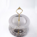 Stainless Steel Dome Dish Plate Food Cover /3 Tier High Quality Serving Tray