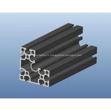 Équipements mécaniques utilisés en aluminium Section