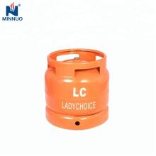Cilindro de gás do lpg 6kg