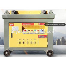 New type rebar cutting and bending machine