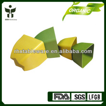 Square Plant Fiber Flower Pot Biodegradable Flower pot