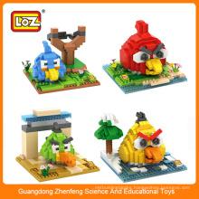 LOZ diy toys plastic construction toys for children
