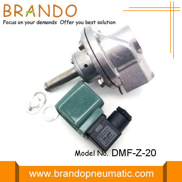 Aluminium Body Pneumatic Pulse Jet Valve