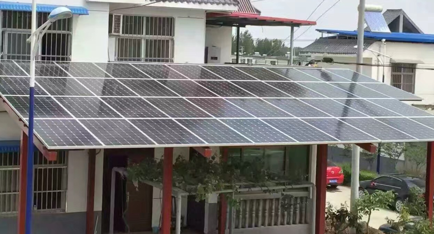 5KW PV Power Plant