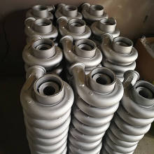 Aluminium Casting Turbocharger Compressor Housing