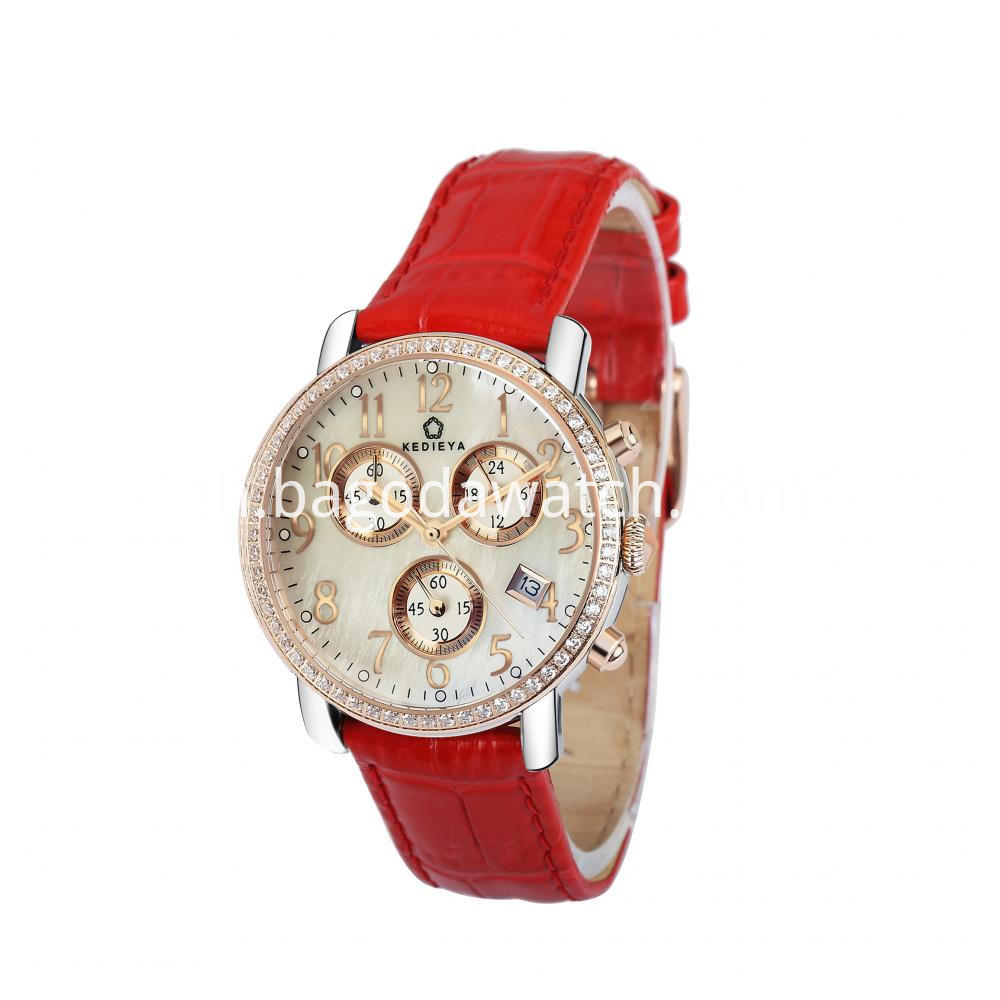 Chronograph Womens Watch