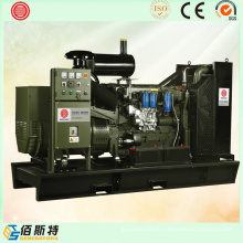 Silent 250kVA Electric Engine Diesel Generating Set Factory avec SGS
