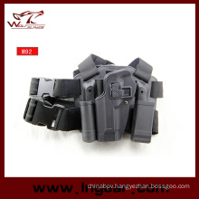 M29 Drop Leg Left Hand Holster Tactical Blackhawk Gun Holster