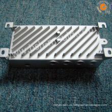 Cubierta del radiador de fundición a presión de aleación de aluminio
