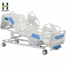 Medical Equipment  Four-Crank Four Function Manual Hospital Bed