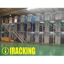 Mazzanine Shelving (3x)