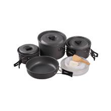 Al aire libre de aleación de aluminio de camping utensilios de cocina