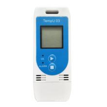 Портативный USB-тип регистратора данных температуры и влажности Термограф регулятор температуры для холодовой цепи