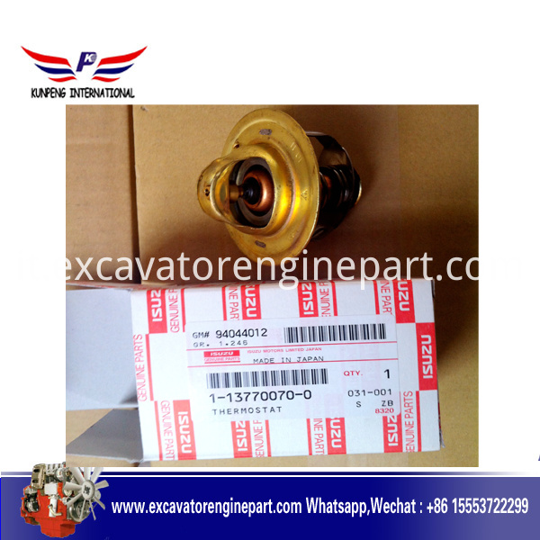 Isuzu engine part Thermostat 1137700700