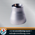 304L stainless steel concentric pipe reducer