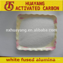 WFA white fused alumina and high purity fused alumina for making grinding wheels