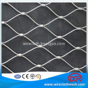 Animal Zoo Stainless Steel Cable Rope Mesh