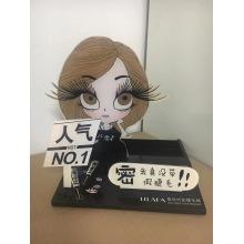 Counter Use Acrylic Eyelash Display Case