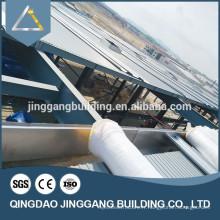 Matériaux de construction préfabriqués préfabriqués en acier neufs en acier