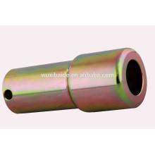 Xangai aço inoxidável usinado peças galvanizadas / aço galvanizado cnc usinagem serviço