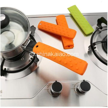 Green Red Rubber Handle Grip Silicone Cover