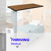 Hospital Adjustable Overbed Table (THR-OBT06F)