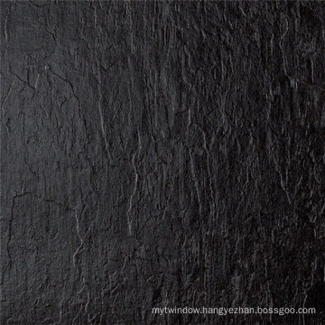 Full Body Rustic Black Polished Tile