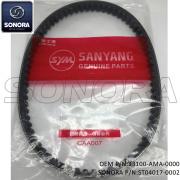 SYM X PRO Spare Parts V BELT 18.3x775 V BELT DRIVE BELT (OEM P/N:23100-AMA-0000) (SONORA P/N:ST04017-0002)Spare Parts