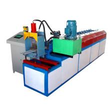 Melhor preço PLC sistema de porta de metal porta imprensa obturador de rolamento que faz a máquina