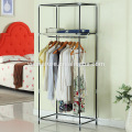 Canvas Wardrobe Bedroom Furniture Cupboard Clothes Storage Organiser