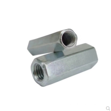 High quality Long Hex Coupling Nut DIN6334