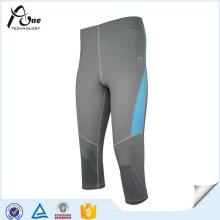 Deportes Compression rodilla medias Ladies Lycra Sports Wear