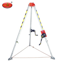 Safety Rescue Tripod Aluminum Tripod with Winch
