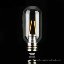 High Lumen E27, E26 T45 Edison Filament LED Bulb Light
