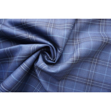 Plaid Wollstoff für Anzug und Jacke