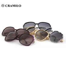 China wholesale Fashion metal decoration designer sunglasses aaa online