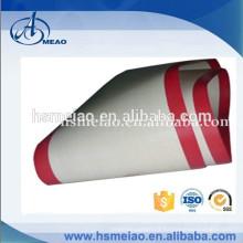 Courroie transporteuse en fibre de verre revêtue de téflon résistant à la chaleur