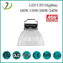 Sensor de movimiento UFO led highbay light