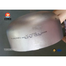 Butt weld fittings SB366 Hestalloy C200 C276 Elbow Tee Reduce Cap Sealing