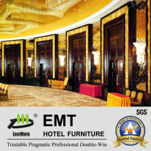 Modern Hotel Public Area Furniture Interior Wall Panel (EMT-F1205)